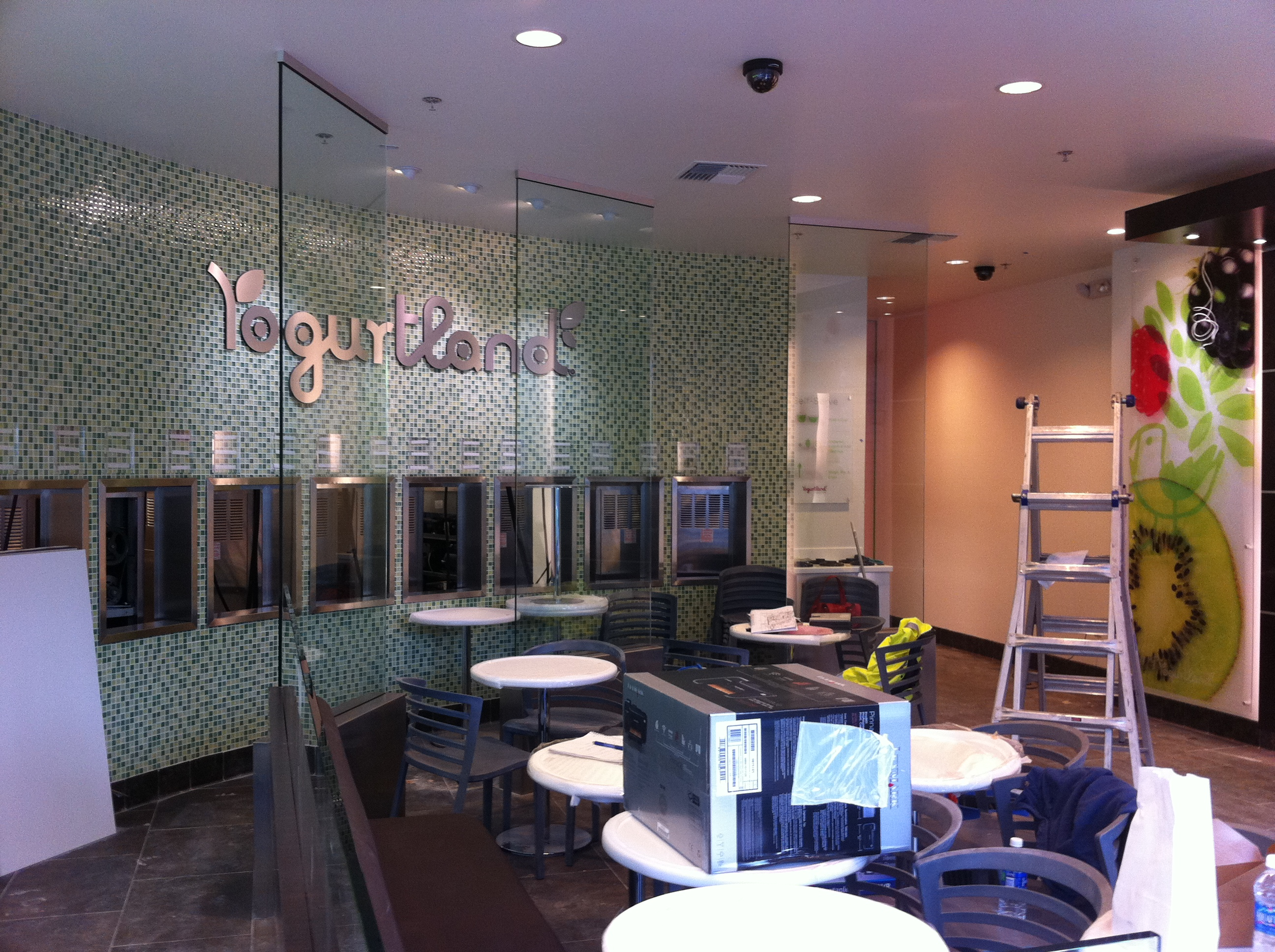 Opening on Broadway: Froyo by the ounce at Yogurtland ...