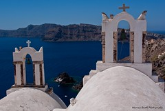 Santorini- Oia (Harvey Smith) Tags: boat hellas santorini caldera hellenic greekisles greekholidays holidaysingreece
