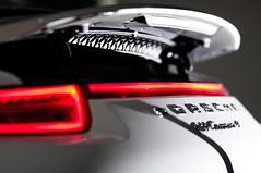 (Leonid Yaitskiy) Tags: car nikon united parking 4 911 uae lot emirates arab porsche abu dhabi leonid d90 careera luxirious yaitskiy