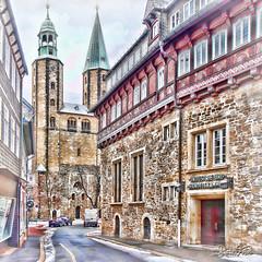 Goslar (RiesenFotos) Tags: germany deutschland unescoworldheritage harz goslar niedersachsen ph014 2013 unescoweltkulturerbe