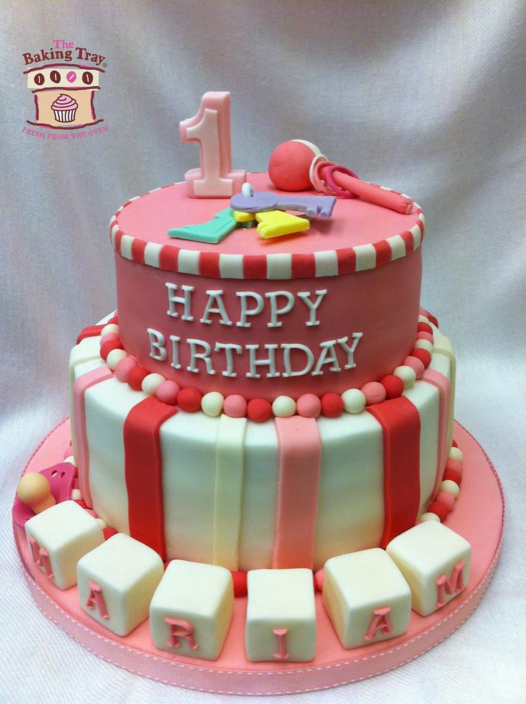 Mariam Birthday Cake