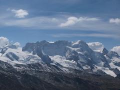 Walliser Alpen Schweiz (arjuna_zbycho) Tags: mountain mountains schweiz switzerland suisse swiss glacier berge alpine gornergrat zermatt alpen svizzera gletscher wallis góry ch valais vallese kantonwallis walliseralpen