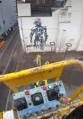 Metal Gear Rising (Probs - Endoftheline) Tags: japan liverpool graffiti calligraphy metalgear konami endoftheline shinkawa mgrising