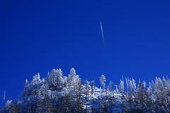 I'd Rather Stay (K M V) Tags: blue winter white snow airplane switzerland bluesky hike blueandwhite winterhike somethingblueinmylife hikinginswitzerland dayhikeinswitzerland