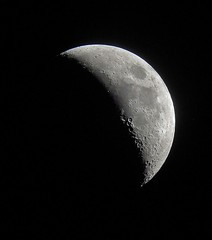 5-Day Moon (Mike Dole) Tags: moon xt45