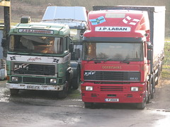 ERF (AEC590) Tags: truck lorry erf ec11