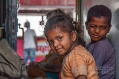 Kids on the Train (Timor Kodal) Tags: travel india train asia north norden class february documentation zugfahrt indien sleeper reise dokumentation
