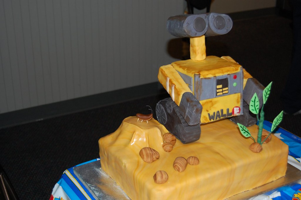 The Worlds Best Photos Of Cake And Walle