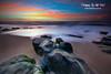 Bar-Beach (Kiall Frost) Tags: ocean water sunrise newcastle rocks australia nsw sundance barbeach kiallfrost