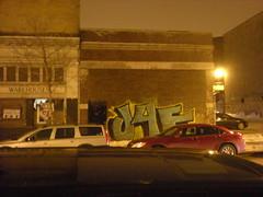 J4F (Billy Danze.) Tags: chicago graffiti were kel j4f