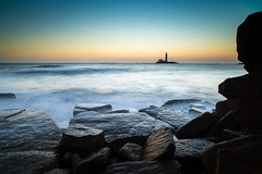 """St Mary's Lighthouse at Dawn • <a style=""""font-size:0.8em;"""" href=""""https://www.flickr.com/photos/21540187@N07/8524246158/"""" target=""""_blank"""">View on Flickr</a>"""