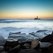 "St Mary's Lighthouse at Dawn • <a style=""font-size:0.8em;"" href=""https://www.flickr.com/photos/21540187@N07/8524246158/"" target=""_blank"">View on Flickr</a>"
