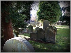 Graveyard Shadows ... (* Janets Photos*Site to slow to Comment) Tags: shadows graveyards churches cottingham ukeastyorkshire