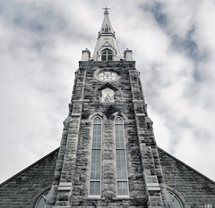 365: Day 65 (Richard Pilon) Tags: winter sky ontario canada heritage church clouds march cornwall heritagebuilding day65 iphone day65365 iphoneography hipstamatic 3652013 365the2013edition 06mar13