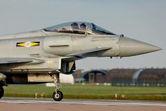 Eurofighter Typhoon (Nigel Blake, 13 MILLION...Yay! Many thanks!) Tags: photography aircraft aviation military lincolnshire eurofighter blake nigel typhoon raf coningsby