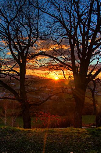 Coucher de soleil by Matthieu Luna, on Flickr