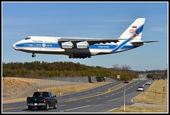 RA-82081 Volga-Dnepr Airlines (Bob Garrard) Tags: airlines volga dnepr bwi volgadnepr kbwi ra82081