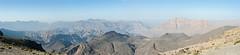 Panorama Akhbar Gebirge (Sonja&Wolfgang) Tags: oman akhbar albatina