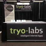 Tryolabs PyCon 2013 booth