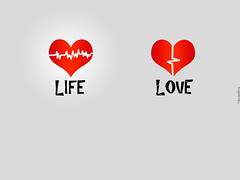 Life and love (1Acreative) Tags: life love art artwork lovelife research been abo about like it heart pulse living beat
