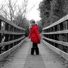 Sneaking past the Troll - Bradda Head (Darran Leadley) Tags: people man colour nikon erin head bridges pt isle selective bradda p510