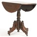 96. Unusual Victorian Drop Side Game Table