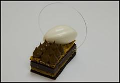 Amedei Chocolate (lewis wilson) Tags: dessert sweet chocolate icecream pastry hazelnut tonka maldon amedei seasalt milkchocolate isomalt brislet