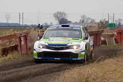 130316 20 Tank S Rally _ omgeving Zalk _ Rene Kuipers en Erwin Mombaerts _ Subaru WRC S14 (homestee) Tags: en tank rally rene s wrc subaru erwin omgeving ferm s14 kuipers zalk mombaerts ipatec zuiderzeerally