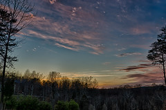 Dusk (Dan:Brown) Tags: sunset sky color night clouds virginia nikon dusk hdr d7000 18200mmf3556gafs