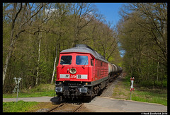 LEG 232 416, Kiel 04-05-2016 (Henk Zwoferink) Tags: leg eisenbahn kiel henk duitsland schleswigholstein 232 ludmilla 416 br232 geselschaft zwoferink liepziger