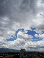 clouds (Hristo Takev) Tags: city sky clouds landscape cityscape sofia bulgaria
