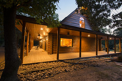 Luxury Log Cabin Retreat - Magnolia Texas (Luxury Log Cabin) Tags: log cabin house retreat horse property luxury home magnolia texas travel estate realty