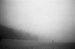 mga (undertovv) Tags: blackandwhite fog 35mm solitude alone
