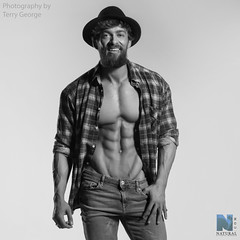 Tobias George NFM (TerryGeorge.) Tags: natural fitness models abs sixpack workout toned athletic muscle