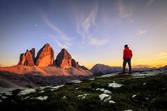 Drei Zinnen (klausi_st) Tags: drei zinnen dolomiten alpen alps tre cime tirol sdtirol