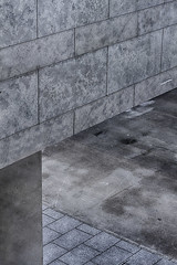 ... concrete ... (jane64pics) Tags: 52weeksof2016 week29 photochain concrete new building abstract hdrefex bricks janefriel2016 janefriel greystonescameraclub gcc architecture