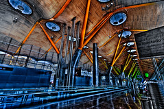 Airport-SpainMadrid Barajas International Airport03 20160206.jpg (helldeath) Tags:  month02february sapin year2016 helldeath time hdr airportspainmadridbarajasinternationalairport madrid comunidaddemadrid  es