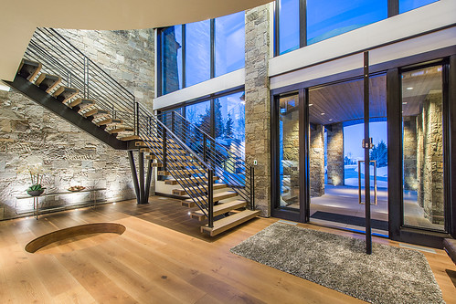 Gardner Group Luxury Home Creations, Park City, Utah | White Pine Canyon Rd