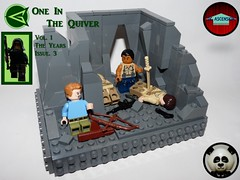 Green Arrow: One In The Quiver - Vol. 1 The Years Issue #3 (Random_Panda) Tags: lego figs fig figures figure minifigs minifig minifigures minifigure purist purists character characters dc comics superhero superheroes hero heroes super comic book books green arrow oliver queen natas ascension story stories