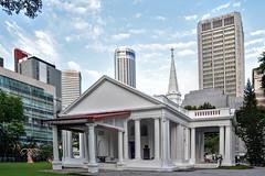 Armenian Church (chooyutshing) Tags: armenianchurch compound hillstreet armenianstreet singaporenightfestival2016 singapore