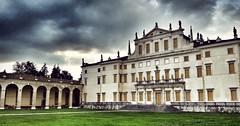 Villa Manin (Cristina Birri) Tags: villa manin passariano udine friuli villamanin portici clouds nuvole