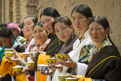 2016_Tibet_Flickr_2star-104 (arkienkeli) Tags: tibet repkong shaman festival tongren amdo