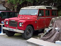 LAND ROVER 1979-1985 SERIES-III '109' STAGE-1 V8 007A (axisboldaslove1) Tags: ejtcarpics landrover rangerover