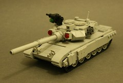 T-90 (Dryvvall) Tags: t90 tank russian armoured