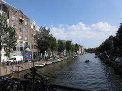 DSCI1001 (Beyond the grave) Tags: amsterdam netherlands holland canal keizersgracht