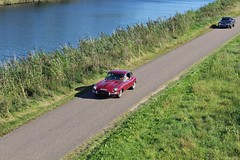 1968 - Jaguar E-Type - DL-13-32 -4 (Oldtimers en Fotografie) Tags: oldtimersfotografie fransverschuren fotograaffransverschuren oldcars oldtimers classiccars