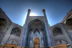 Shah Mosque in Isfahan, Iran (Calim*) Tags: mosque islam muslim iran isfahan