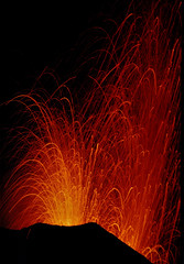 DSC_0493 Stromboli (poncetdespontets) Tags: stromboli ruption volcan lesoliennes patrimoine mondia patrimoinemondial