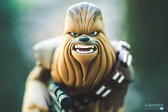 Smiiiiile ! (elZephon) Tags: chewbacca figurephotography portrait starwars toyphotography elzephon disneyinfinity