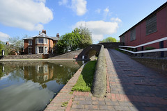 Fazeley Junction, Tamworth 14/05/2016 (Gary S. Crutchley) Tags: fazeley junction tamworth birmingham and canal uk great britain england united kingdom urban nikon d800 history heritage travel raw 1635mm f40g af s ed nikkor navigation cut inland waterway canalscape